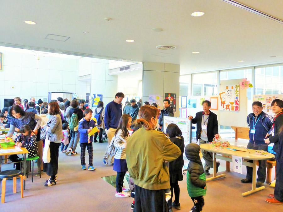 今、長浜の公民館が楽しい!子ども達の体験祭り♪