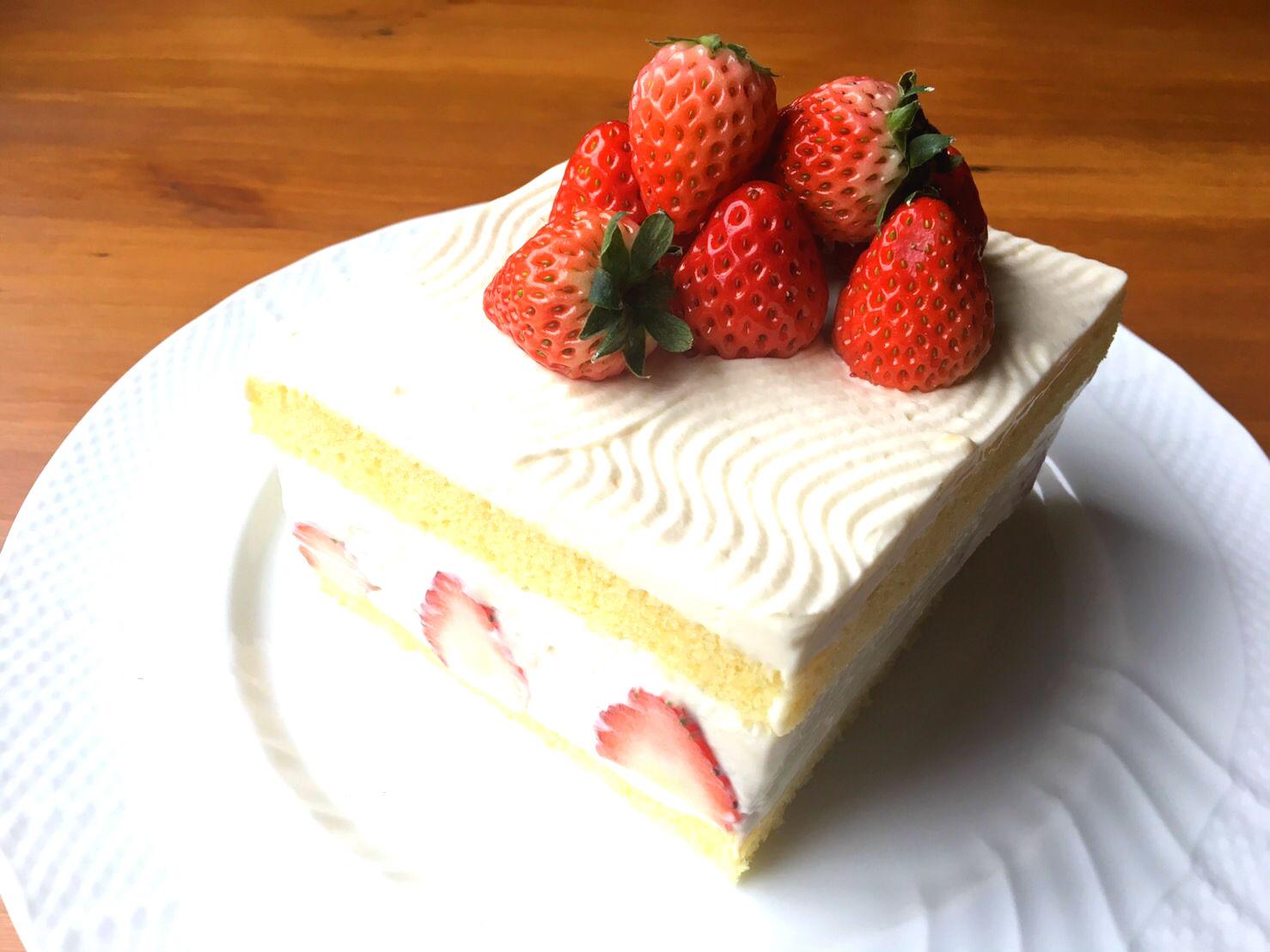 【追記】[ミソラテラス]はイチゴのホールケーキ【2/11】