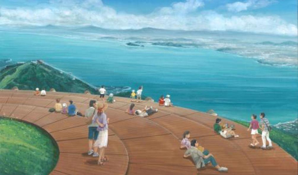 【8/5】びわ湖バレイに新名所『CAFE360』がオープン【絶景】