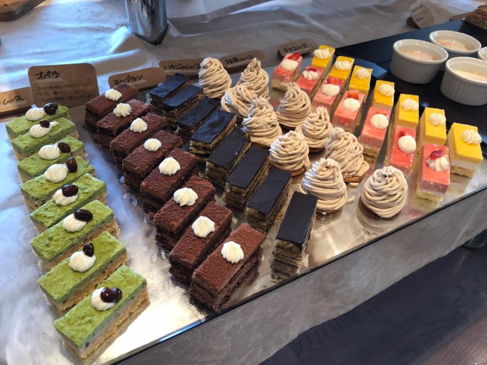 【1周年記念イベント】Sweets & Cafe Dragee(ドラジェ)のケーキバイキングに行ってきた【長浜】
