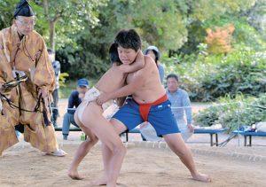 【10/15】大宝神社「相撲祭(そうもくさい)」
