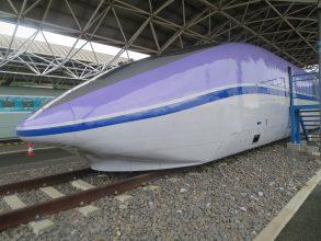 鉄道好き必見!年に一度しか拝めない新幹線高速試験車両特別公開