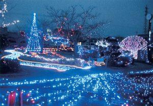 【12/2~1/4】川久保イルミネーションで、神秘の光に包まれる幻想的なひとときを