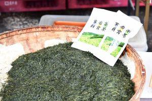 香り高い伝統ある朝宮茶を、もっと身近に。「朝宮茶まつり」に行ってきました。