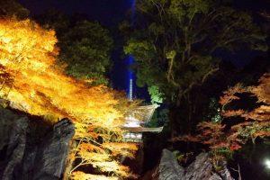 【11/18~12/3】石山寺のライトアップ「あたら夜もみじ」に行ってきた
