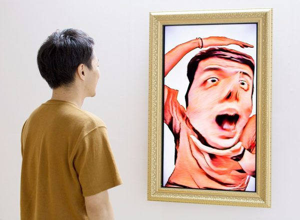 ⑥《portrait》 宮本昌典・田中陽