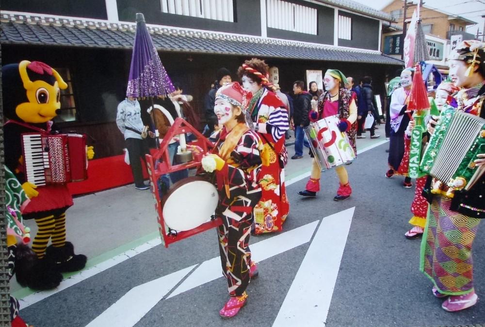 【12/24】守山宿の歳末の賑わいを満喫「もりやまいち」【守山】
