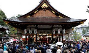 【3/11】50年に1度!由緒ある祝祭「立木神社御鎮座1250年奉祝祭」