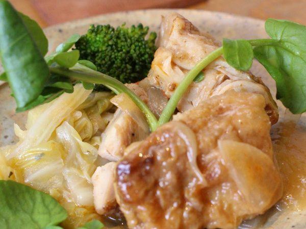 高島ワニカフェ メイン料理