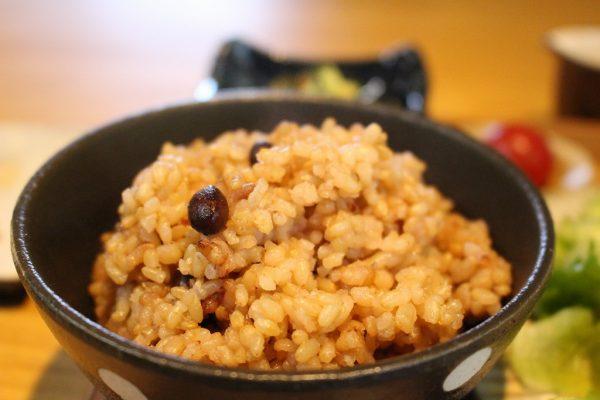おこめ食堂なごみ 酵素玄米ごはん