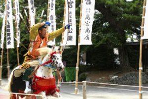 【6/3(日)】勇壮な神事を体感!流鏑馬(やぶさめ)in近江神宮