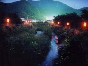 【6/1~10】幻想的な光の競演~天の川ほたるまつり~