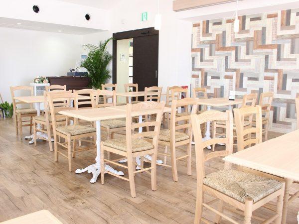 STAGEX高島レストラン内観