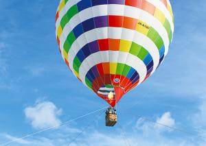 【7/27金~29日】熱気球フライトに乗って空中散歩しよう!