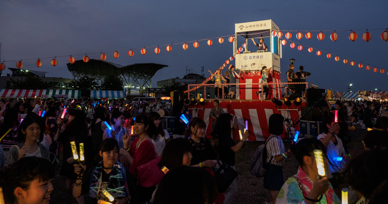 """【7/28土・29日】第3回""""びわ湖マザレ祭り2018"""""""