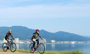 びわ湖一周約200kmの旅へ『路線バスでビワイチ!』