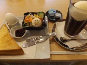 【8/1新店】愛知川「和風喫茶 なごみ・カフェ」のコスパ良し!モーニングサービス♪