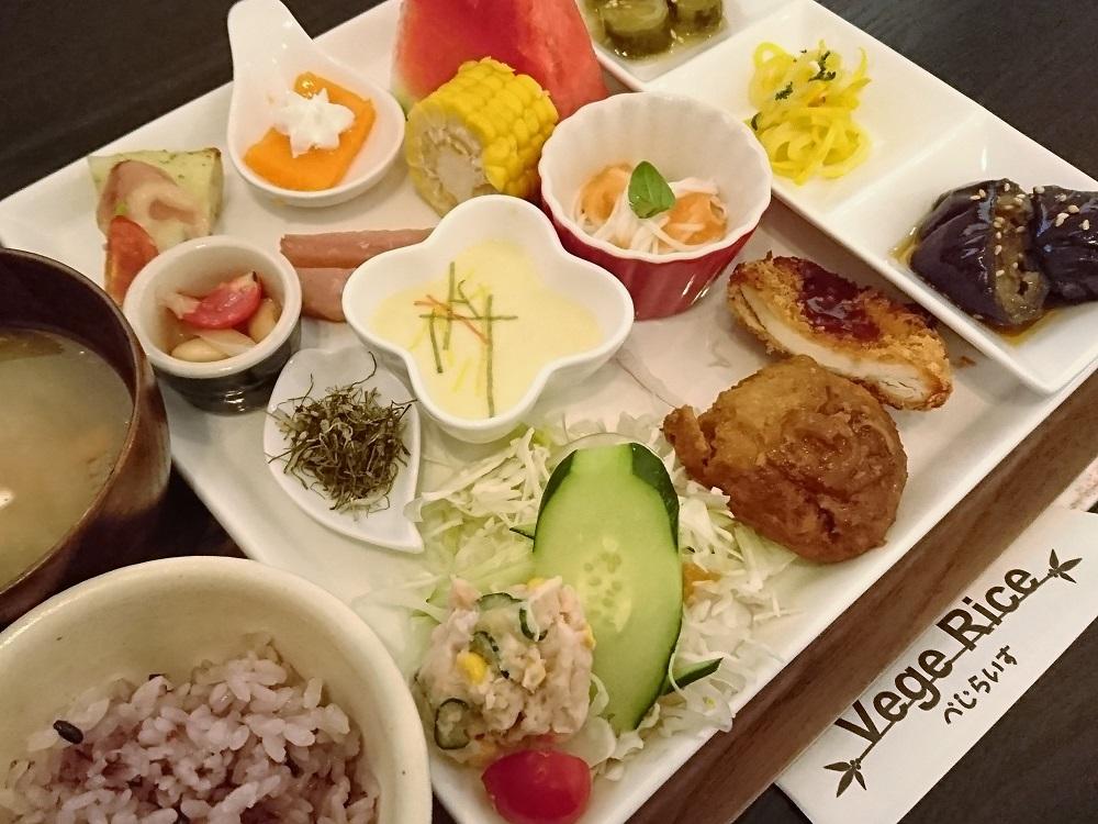 7/14 農場が運営するレストラン『べじらいす』が水口にOPEN。採れたて新鮮な甲賀野菜が美味しいランチ!【甲賀市】