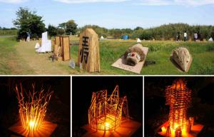 【9/29・30】自分だけの光のオブジェを作ってみませんか?秋夜を照らす『ヨシ灯り展』
