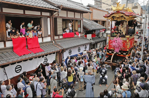 【10/6・7】湖国三大祭りの1つ『大津祭』開催!