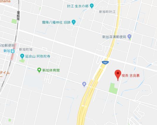 古良慕map
