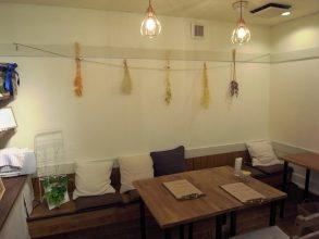 新店【9/8オープン】はなCafeで元気にもりもりっと!in瀬田