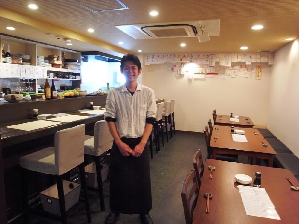 【7/23新店】うまい魚とうまい酒に出会える「石山 二階の肴処 伊とう」