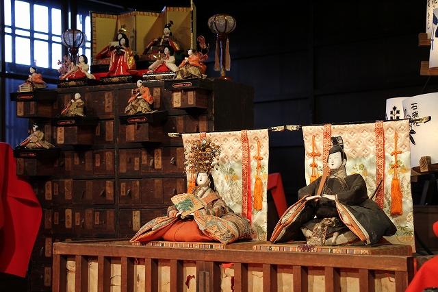 【開催中】雅で華やかなお雛様を間近で。「日野ひなまつり紀行」【3/10まで】