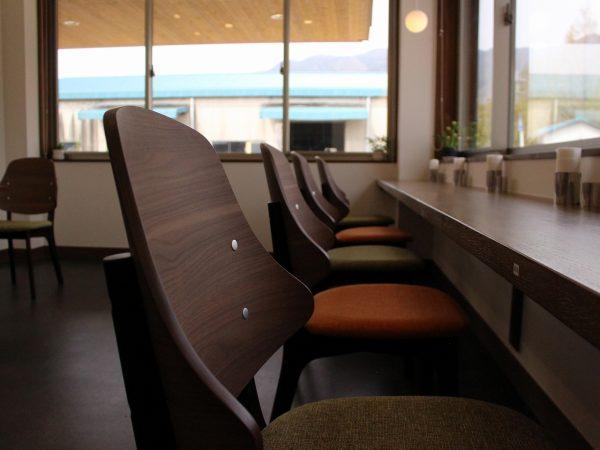 並木カフェ カウンター席