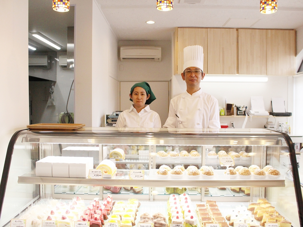 【6/27新店】まちの洋菓子店[パティスリーボヌール](高島市)