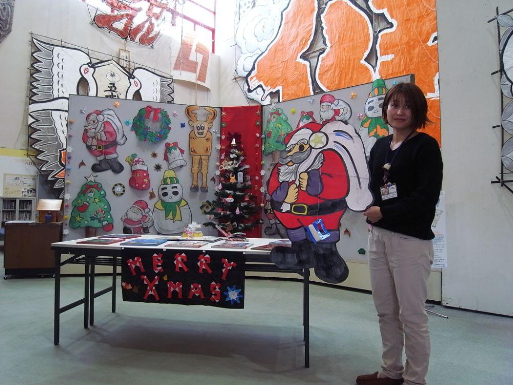 【11/30〜12/23】「クリスマスの凧と絵本」 世界凧博物館・東近江大凧会館で凧の学習してきました!