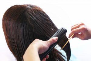 【iori for hair】「髪質改善極上トリートメント」で しなやかで艶やかな美髪にチェンジ