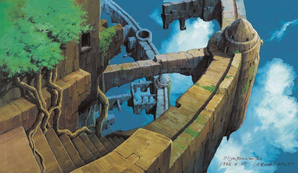 【開催見合わせ】【4/4〜】美しい背景画の数々に魅了「日本のアニメーション美術の創造者 山本二三展」