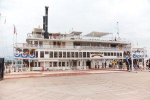 運航再開した、琵琶湖汽船のミシガンクルーズに体験乗船してきました!