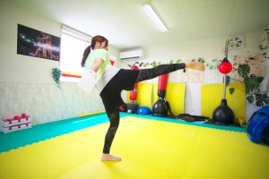[リメイク マーシャルアーツ フィットネス]4周年を迎えたキックボクシングジムでシェイプアップ!(栗東)