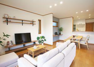 高い断熱性能だからこそ実現できる 室内の空気環境を考えた快適な住まい[マコトホーム]