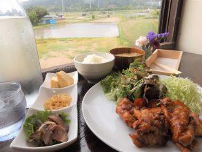 【2/11新店】[Sarai Cafe&Lunch]大津の山と田園風景に癒される、地元に愛されるカフェオープン♪
